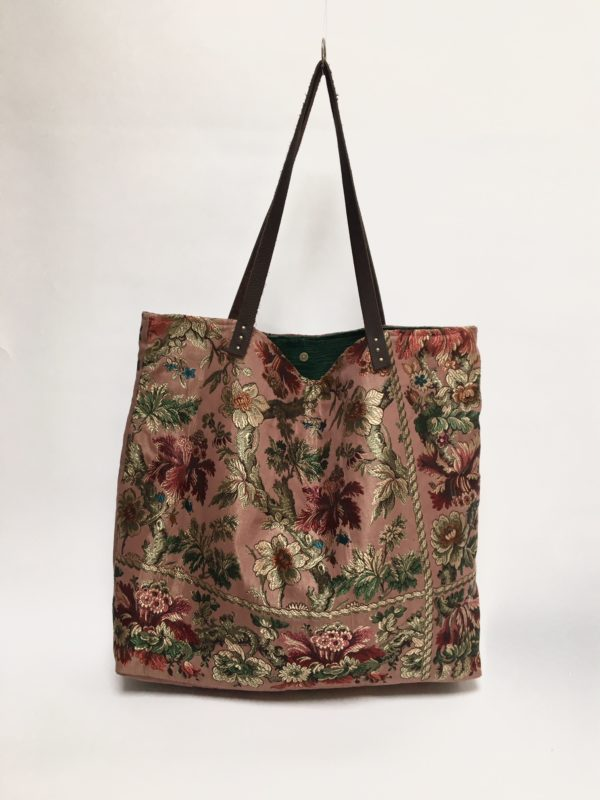 sac cabas scarlet rose